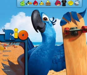 angry birds skin pack windows 7