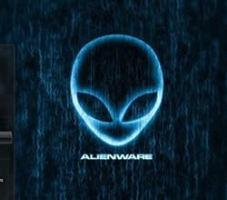 tema alienware 2012 Windows 7